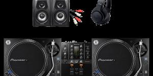 商品画像_DJセット_Pioneer_PLX-1000